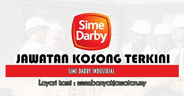 Jawatan Kosong 2019 di Sime Darby Industrial