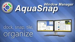 برنامج, ادارة, وترتيب, نوافذ, الديسكتوب, AquaSnap, اخر, اصدار