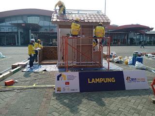 DOMUS Hadir Kembali di Pameran Kontruksi Indonesia 2019