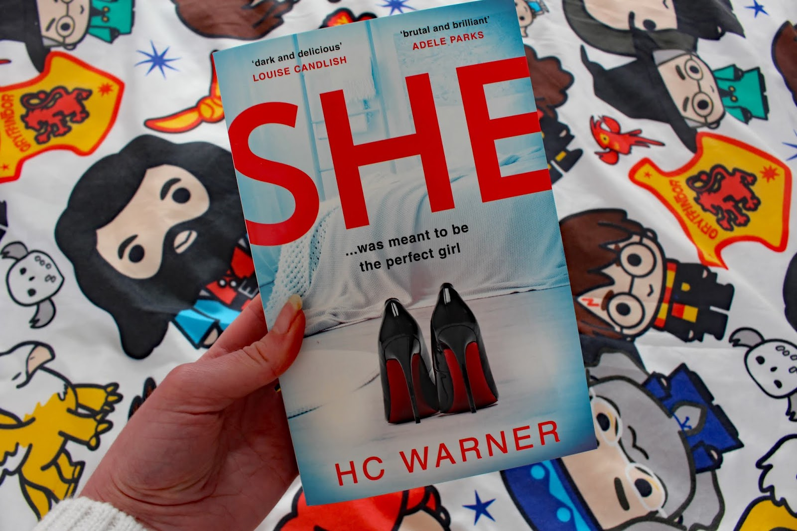 She By H.C Warner | Book Review