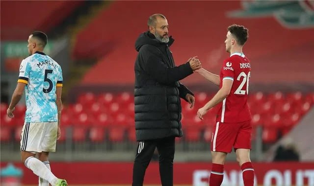 Klopp on starting Jota against Wolverhampton: he can show them why they miss him!