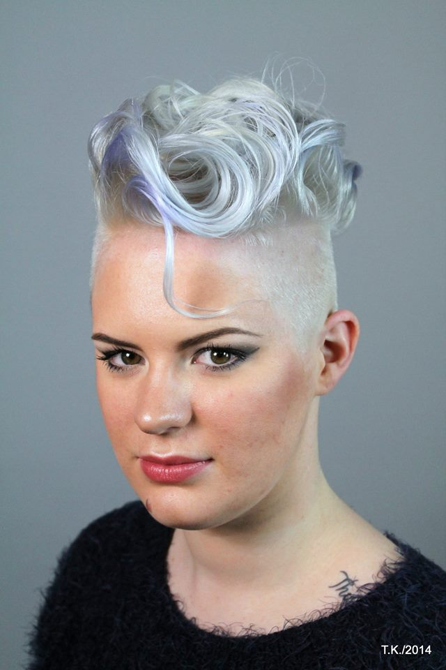 Beautiful haircuts by Theo Knoop Images and videos  The HairCut Web