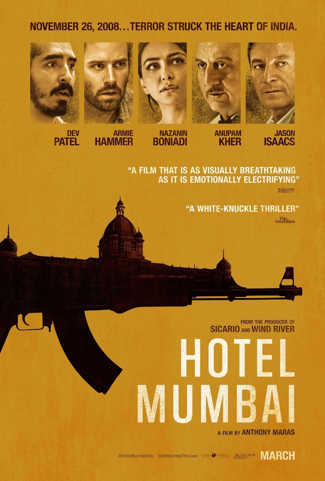 Khách Sạn Mumbai: Thảm Sát Kinh Hoàng