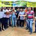 PREFEITURA DE CRUZ DAS ALMAS REALIZA INAUGURAÇÃO DA REDE DE ABASTECIMENTO DE ÁGUA TRATADA DA COMUNIDADE DE ENGENHO DA LAGOA