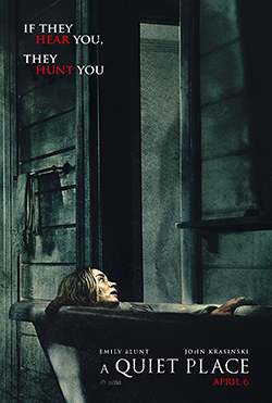 A Quiet Place 2018 Hollywood 300MB Full Movie HDRip 480p