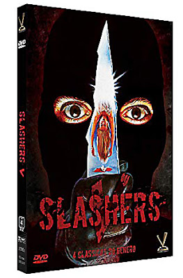 Box DVD Slashers 2 Discos