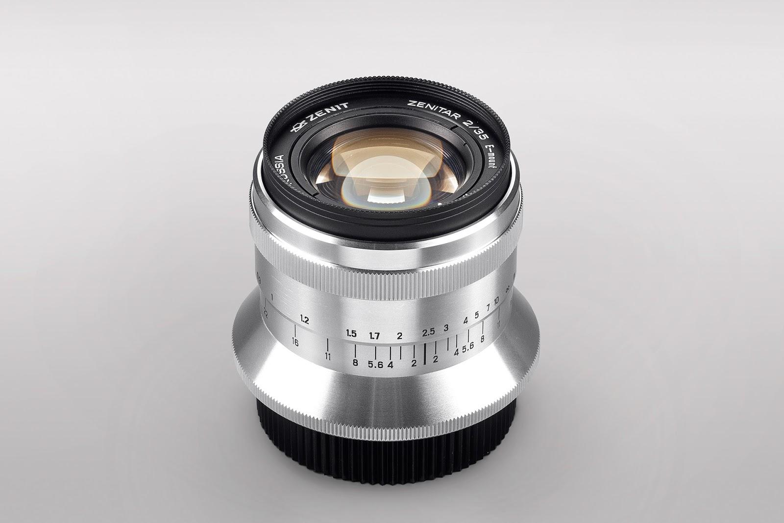 Zenitar 35mm f/2.0