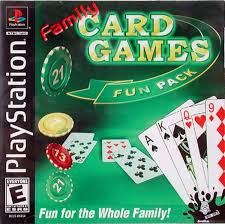 Card Games - PS1 - ISOs Download