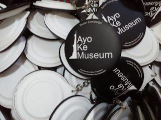Buat Gantungan Kunci Murah - 300 pcs - Ayo Ke Museum