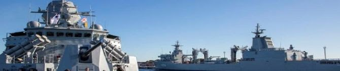 INDIA-AUSTRALIA Naval Tests And Strategic Dialogue Between Delhi And Canberra, To Counter China
