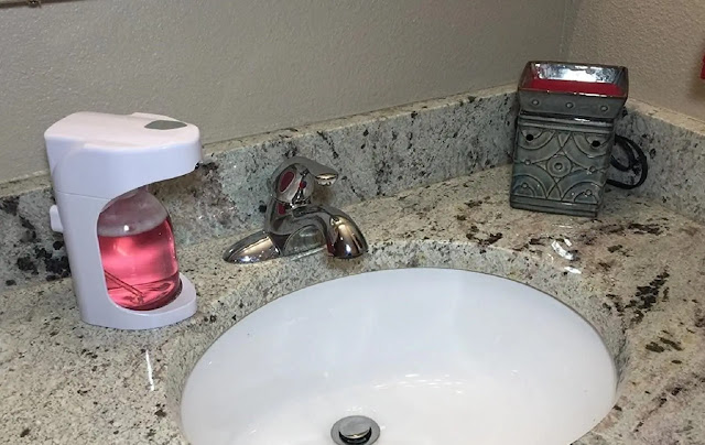 CandyHome Soap Dispenser review