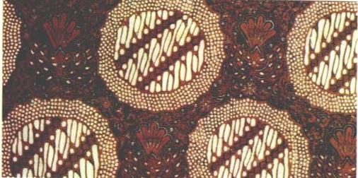 Batik Motif Peksi Kurung