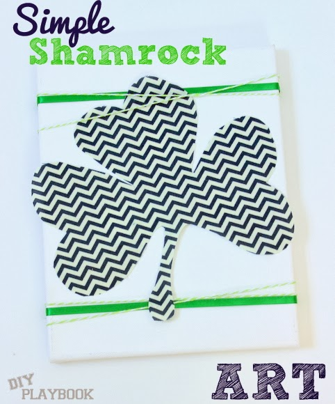 easy st. patrick's day DIY