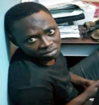 NOTORIOUS Serial Bank Account Hacker Arrested In Lagos
