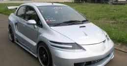 Gambar modifikasi mobil sedan Suzuki Baleno Terbaru dan ...