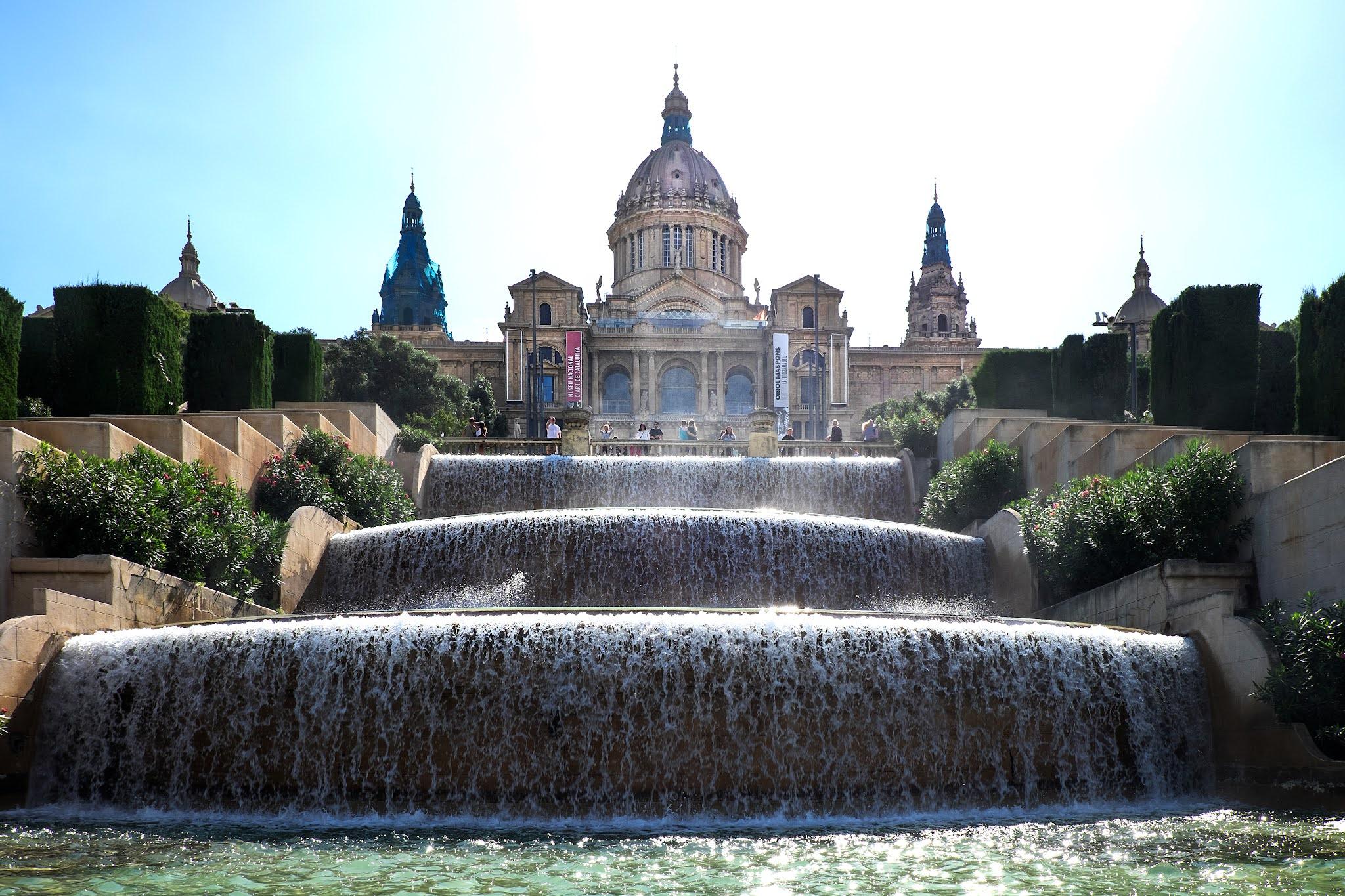 Palau Nacional Barcelona Spain