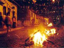 Dona Inês/PB segue recomendação de proibir fogueiras e queima de fogos