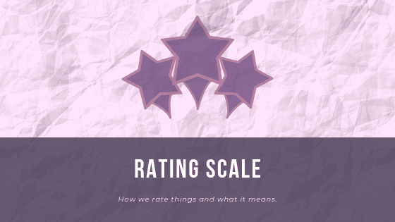 Rating Scale Banner