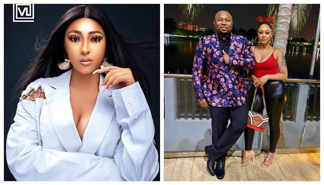 I'm the main sidechick, I will never leave him for anyone- Rosy Meurer gushes on her husband, Olakunle churchill