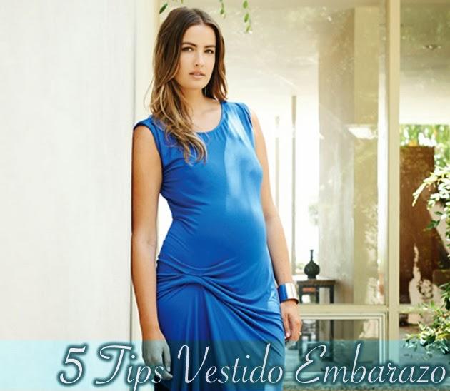 Vestidos para embarazadas baby shower