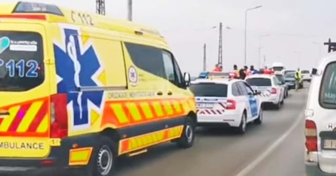 Balesetet okozott, de elhajtott a helyszínről a sofőr Szolnokon