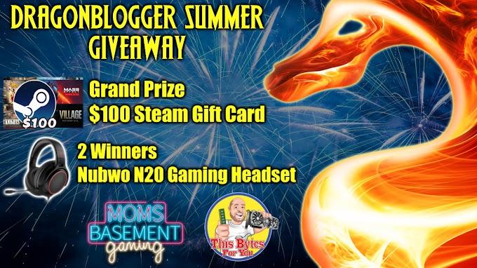 Sorteio Gift card de $100 e Headset gamer Nubwo N20