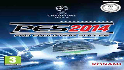 Download Game Pro Evolution Soccer 14 PES 2014 ISO PS2 (PC)