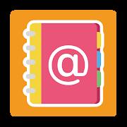 Gmailの連絡先のリストから不要なメールアドレスを削除するには