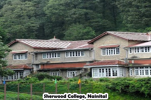 Sherwood College, Nainital
