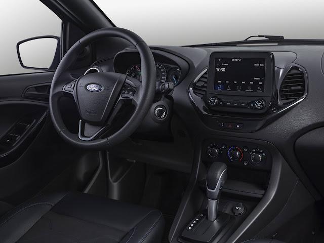 Ford Ka 100 anos Automático