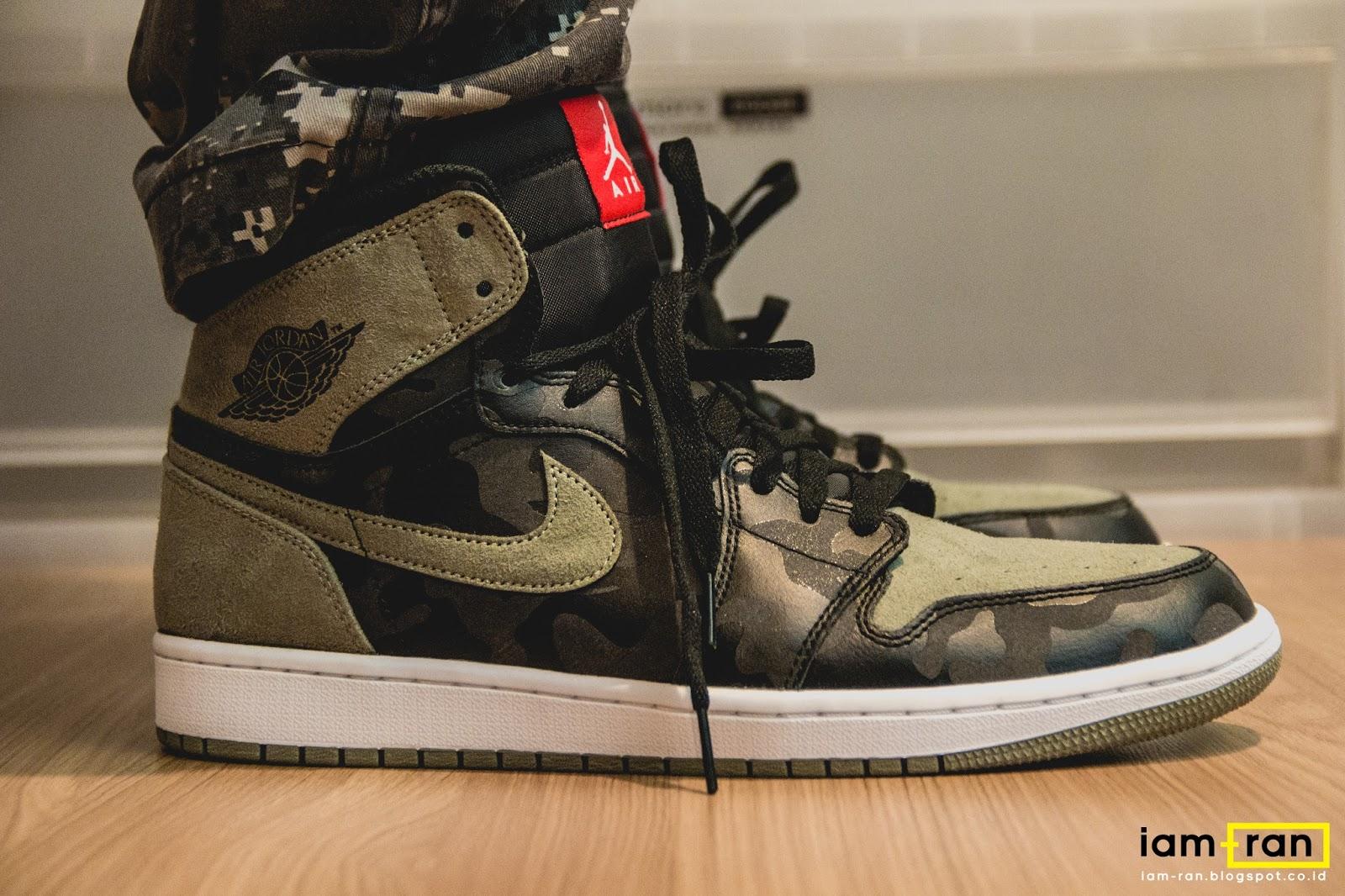 b2b87c33be6 IAM-RAN: ON FEET : Dipsky - Nike Air Jordan 1 Premium