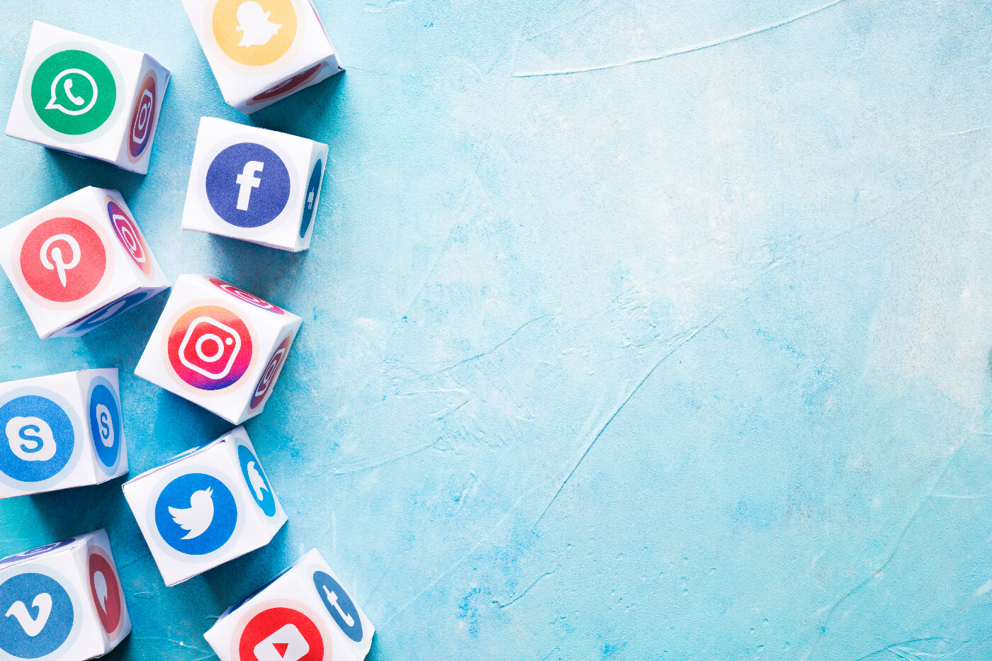 floating social media for blogger