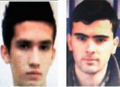 Αυτοί είναι οι στρατιωτικοί που ήθελαν να σκοτώσουν του Ερντογαν