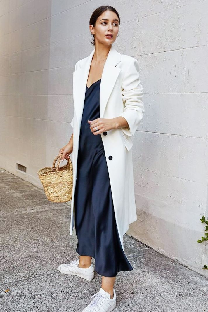 In Fashion | Street Style in Silk: A Timeless Trend