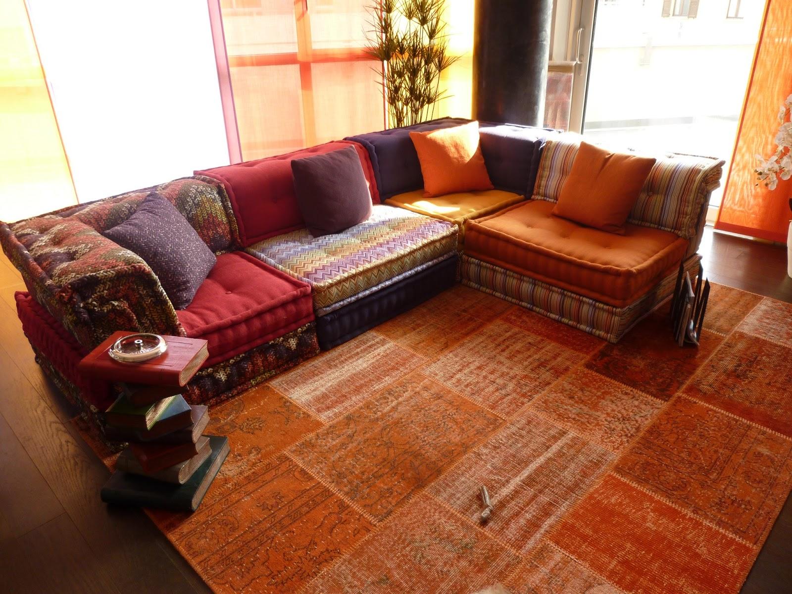 alberto sozzi store manager and senior interior designer salotto mah jong. Black Bedroom Furniture Sets. Home Design Ideas