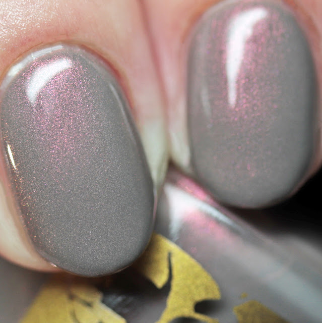 Bee's Knees Lacquer Sorrel