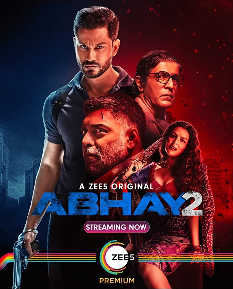 Abhay 2020 S02 Complete Hindi Zee5 480p WEB-DL 950MB ESubs Free Download