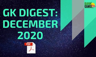 GK Digest December 2020 - Download PDF