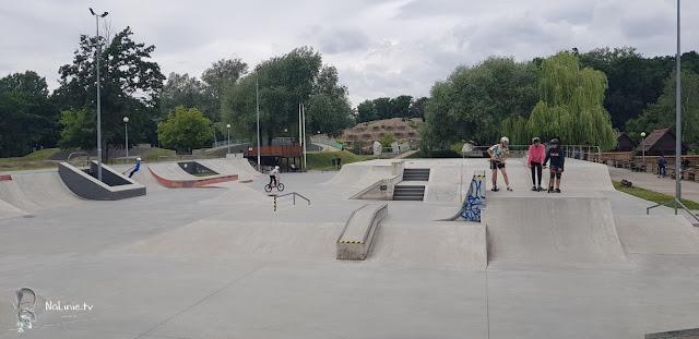 Nowa Sól kate park