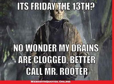 Friday The 13th Full Moon Meme