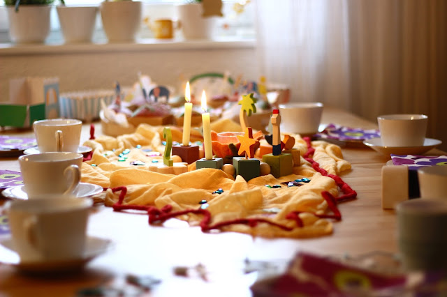 Wunderschone Ideen Fur Den Geburtstagstisch Von Grimm S