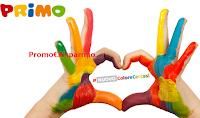 Logo Concorso ''Nuovo colore cercasi'' e vinci gratis forniture di prodotti ColoriPrimo