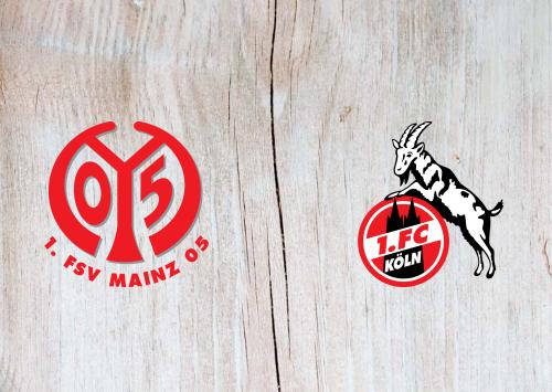 Mainz 05 vs Köln -Highlights 12 December 2020