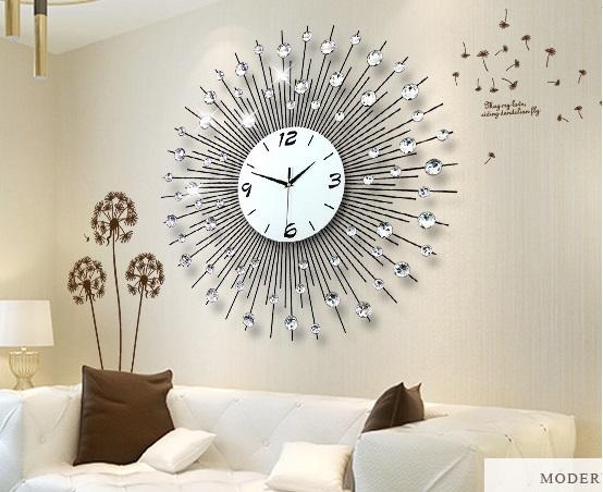 Đồng hồ trang trí treo tường Deco DHNL 325