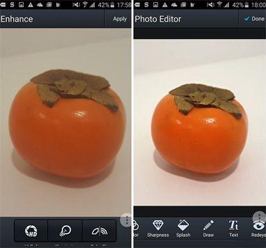 هذا التطبيق هو من أجل التعديل على الصور فقط، لذلك يجب أنّ تقوم بتثبيت إحدى التطبيقات الموجودة في القائمة بالأعلى.