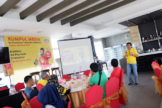 4G Plus Hadir di Seluruh Jaringan Indosat Ooredoo Pelanggan di Jambi dan Sekitarnya Bisa #MakinKuatInternetan