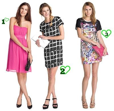 Esprit Sommerkleider - meine Favoriten