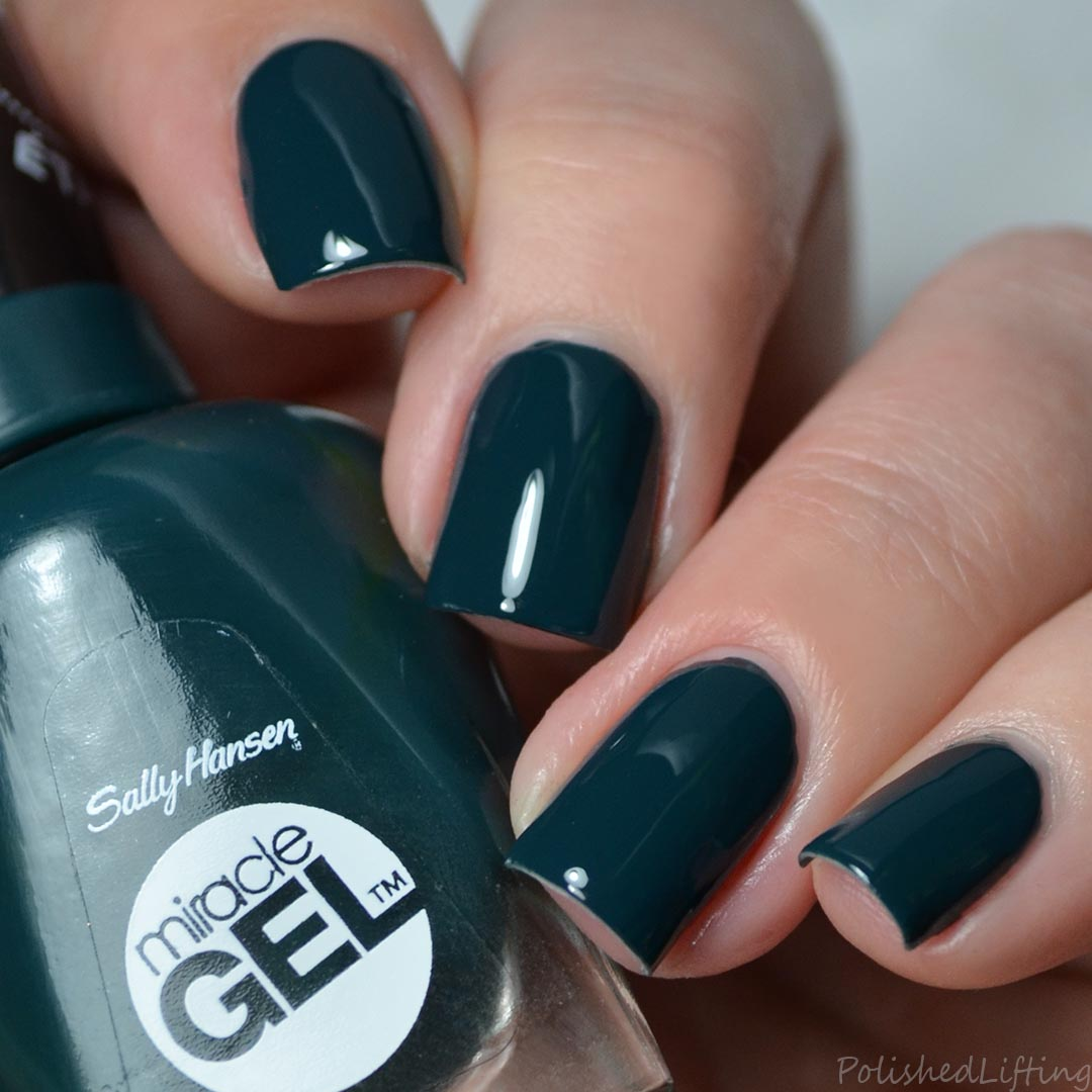 Sally Hansen Miracle Gel System - Polished Lifting