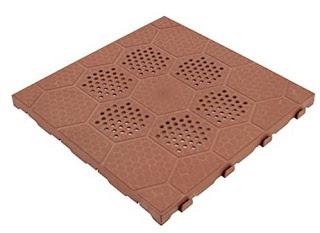 pavimentazione drenante-piastrella-modulo-plastica