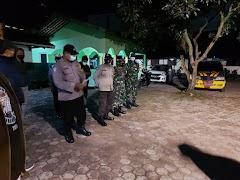 Antisipasi Gangguan Kamtibmas, TNI-Polri Lakukan Patroli Malam Hari